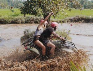 Bali ATV Quad Bike Ride