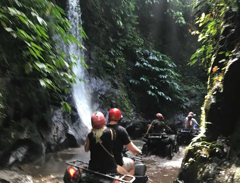 Bali ATV Quad Bike Ride